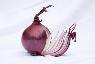 Onion or Red Onion nutrition