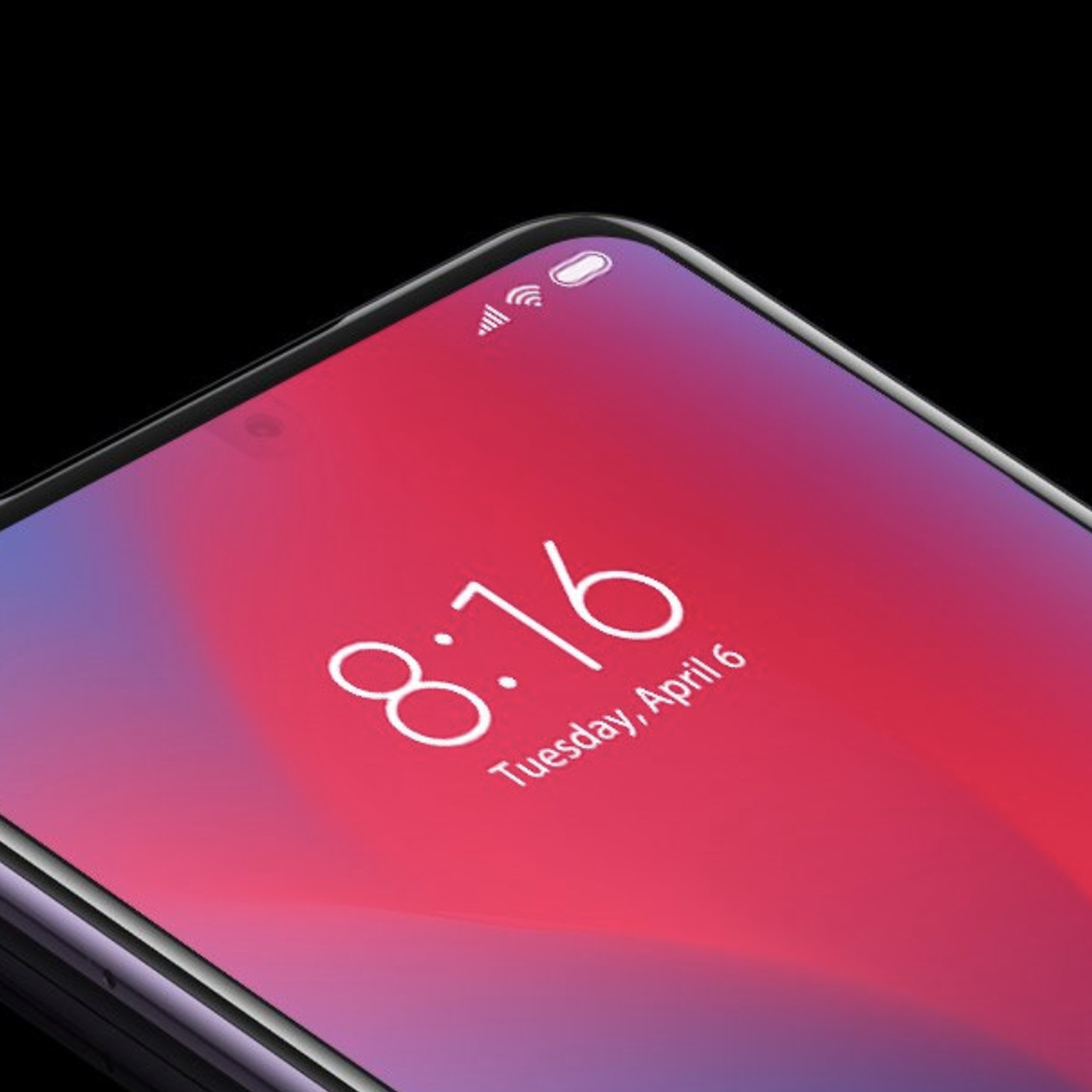 Xiaomi introduces third-generation under-screen camera technology and will launch phones in 2021