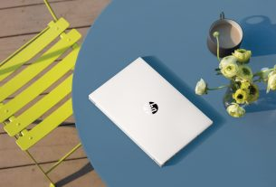 HP's First 11th Gen Intel Laptops Use Recycled Plastics for the Ocean