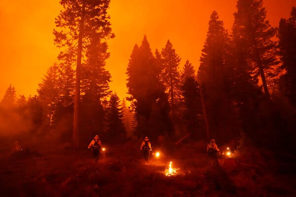 California avoids major power outages due to wildfires
