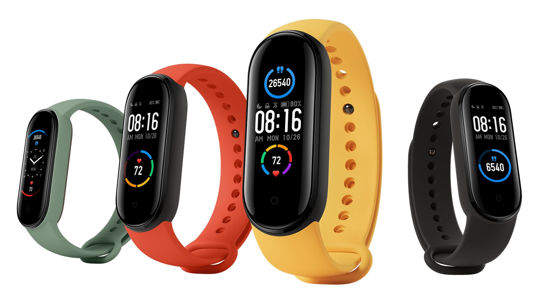 XIAOMI MI BAND 5 RECEIVES 24-HOUR SLEEP MONITORING AND NEW LANGUAGES - News Portal